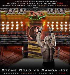 Stone Cold Steve Austin to TNA