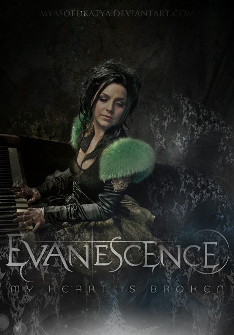 Evanescence - My Heart Is Broken by catherine2207
