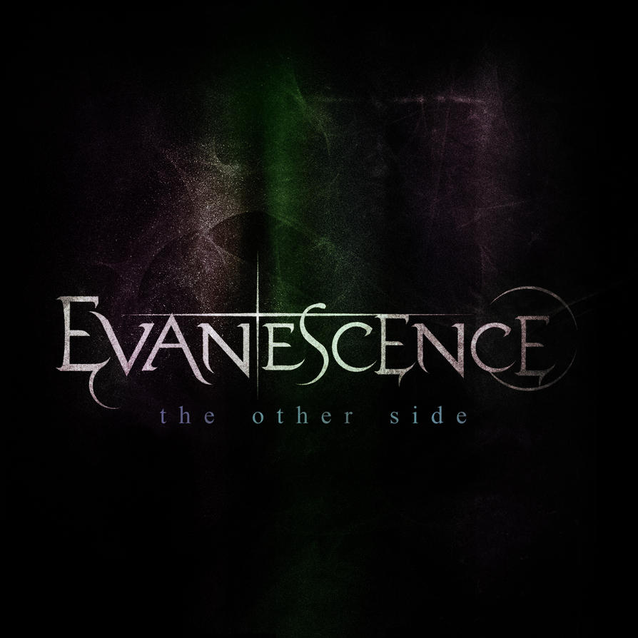 (CD Cover) Evanescence - The Other Side by catherine2207