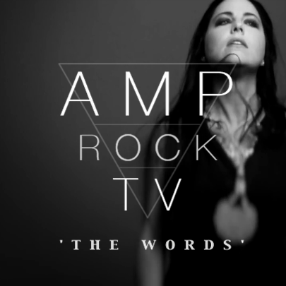 (CD Cover) Evanescence at AMP RockTV:The Words by ... Evanescence Album Cover 2013