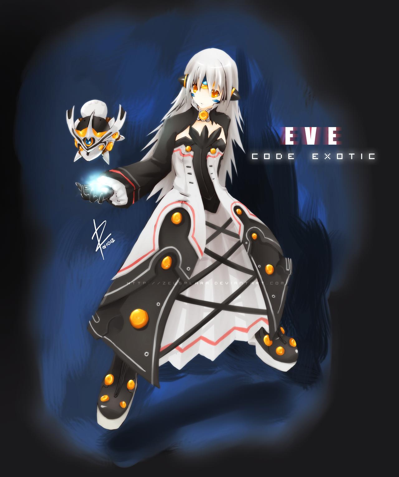 Google themes elsword - Eve Code Exotic By Zeusplara