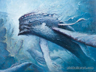 Leviathan by NicKeller