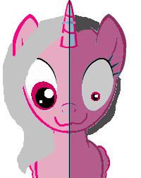 Pony Half-Evil by DemonaTheOperator