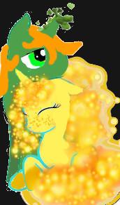 Element Pony Couple by DemonaTheOperator