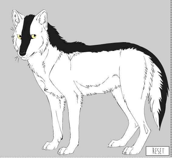Zeca The Wolf-Mutt by DemonaTheOperator