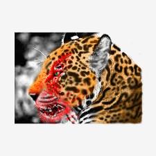 Bloody Jaguar by DemonaTheOperator