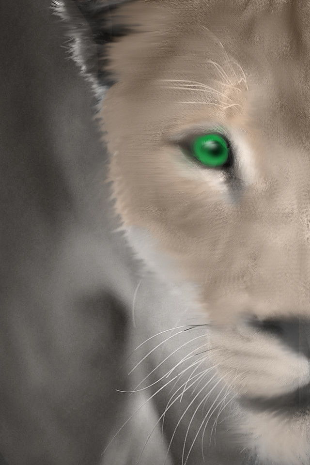Lioness by DemonaTheOperator
