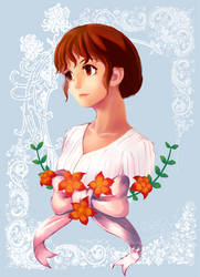 Lizzy Bennet by mangoteacat