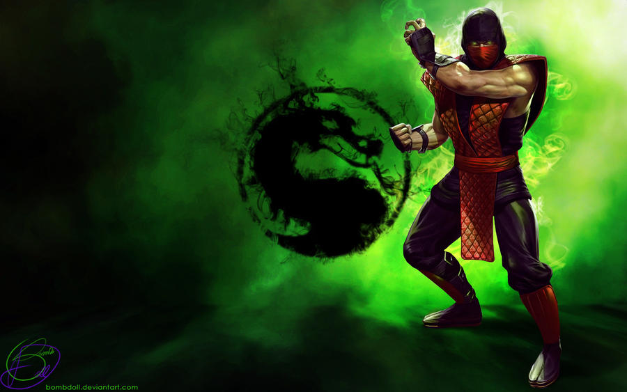 ermac mortal kombat wallpaper
