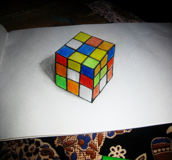 Rubex Cube By Greninja220 On DeviantArt