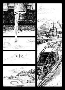 Deimos Saga Chp.6 - Page 23 (Unlettered)