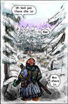 Red Cap Page Roughs - 01 by Tadpole7