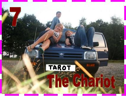 7 - The Chariot by michaelritchie200