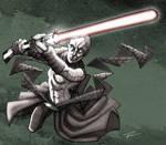 Dark Jedi Asajj Ventress