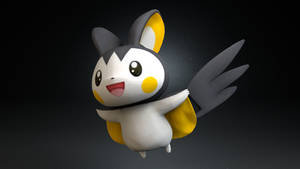 #587. Emolga by TheAdorableOshawott