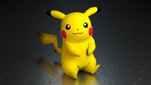 #025. Pikachu