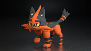 #726. Torracat by TheAdorableOshawott