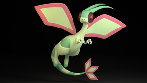 #330. Flygon by TheAdorableOshawott