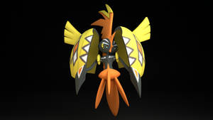 #785. Tapu Koko by TheAdorableOshawott