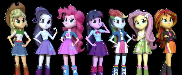 The Equestria Girls