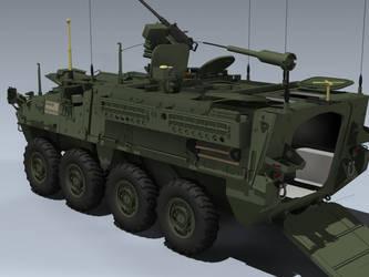 M1130 CV TACP Stryker by Mesh-Factory