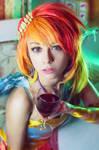 MLP Rainbow Dash Gala cosplay