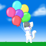 Balloon Animation (WIP) by starsleeps