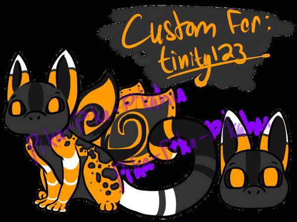 Custom For tinity123 by starsleeps