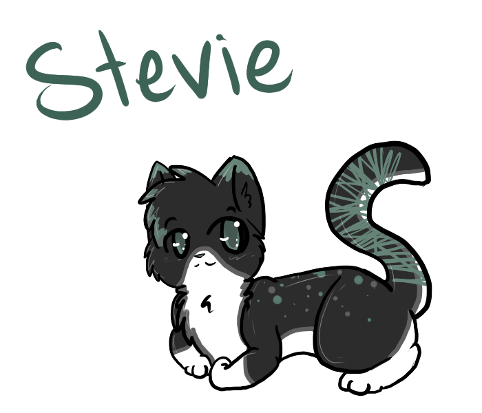 .:Stevie:. by starsleeps