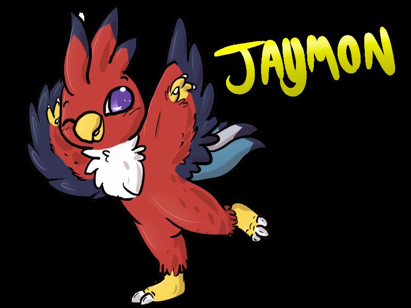 Jaymon! by starsleeps