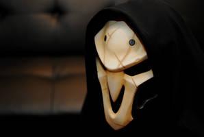 Reaper Mask - Overwatch by HenchmenProps
