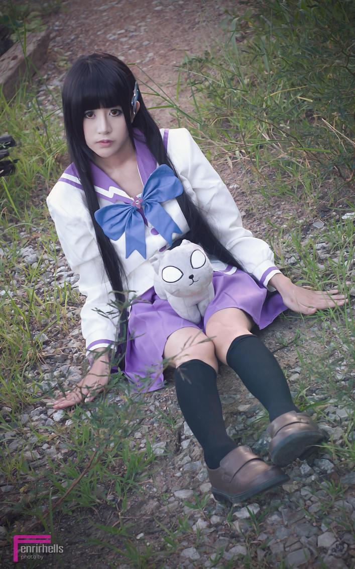Sankarea - cosplay by Korixxkairi