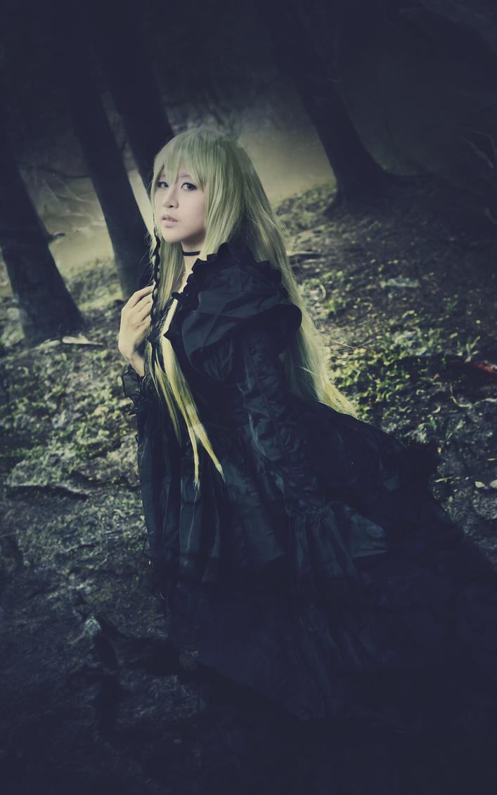 Code geass C.C. - cos by Korixxkairi