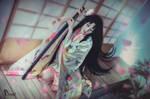 FateGrandOrder x Kara no kyoukai - Ryougi Shiki (S