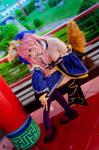 Fate - Caster - Tamamo