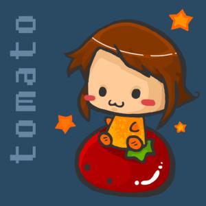 png: lisa tomato by penguiinn