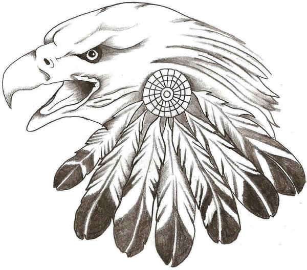 Eagle Feather Dream Catcher Eagle feathers by TheLob on DeviantArt 9