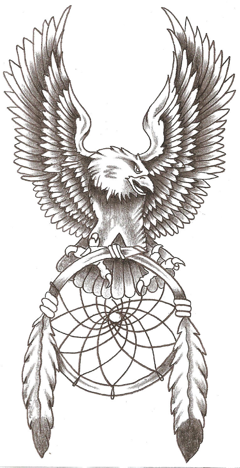 Eagle Dreamcatcher by TheLob on DeviantArt