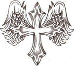 Cross wings