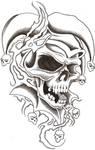 Skull Jester 1