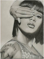 Lisa Lopes 'Left Eye' by pErs