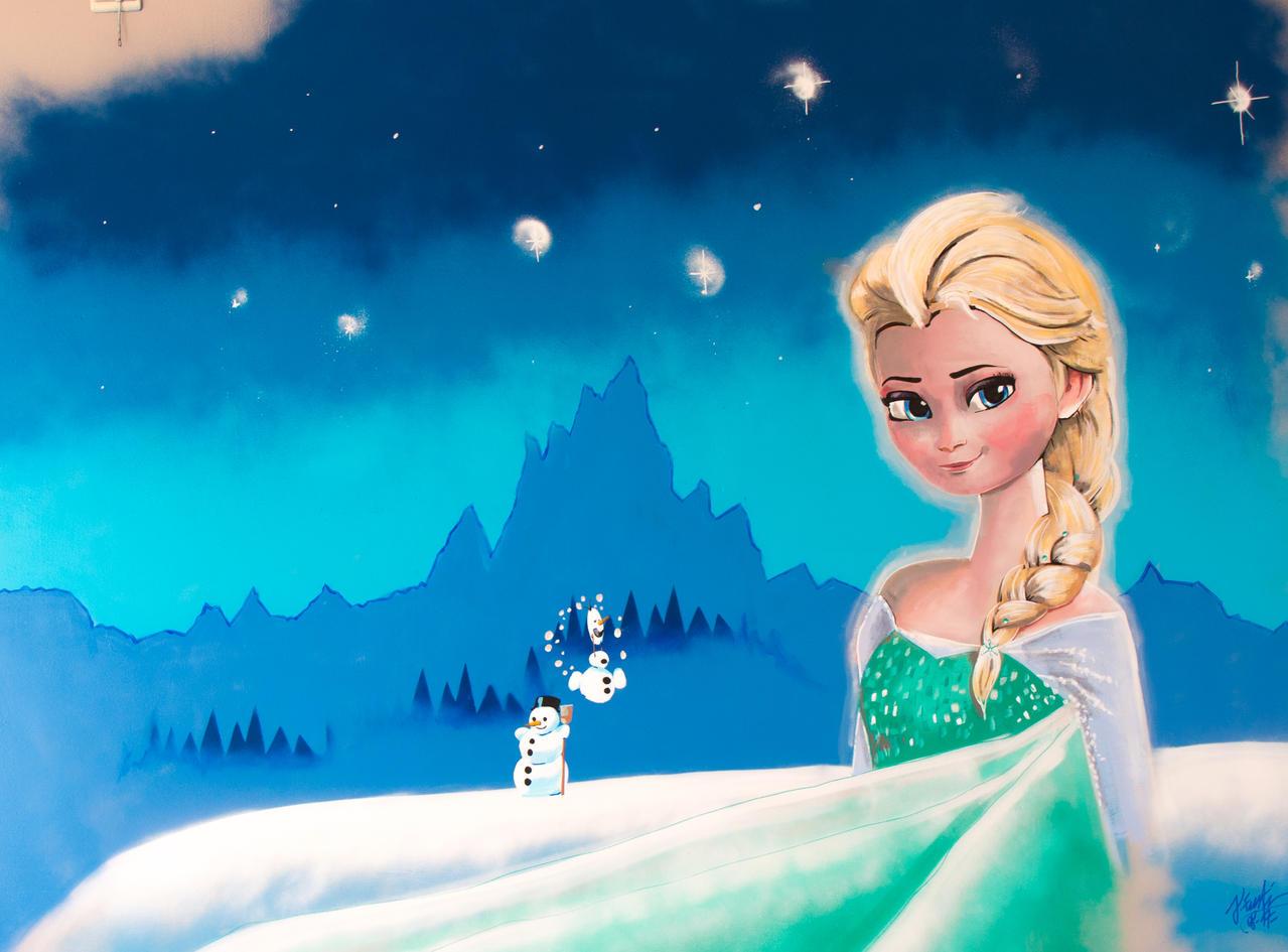 La reine des neiges frozen by pers on deviantart - La reine des neiges frozen ...