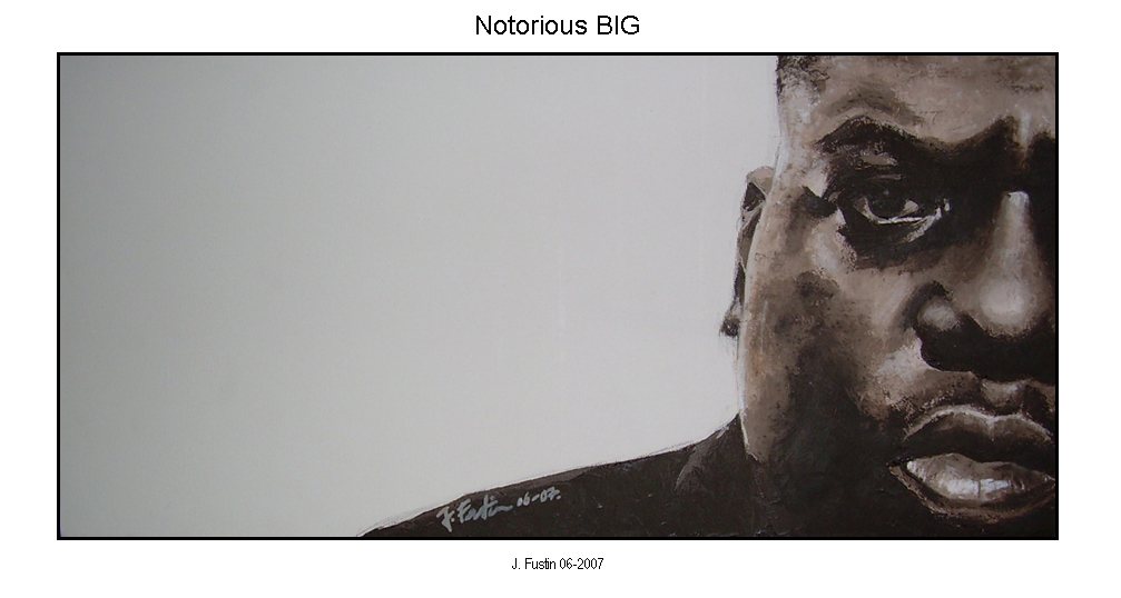 Notorious BIG .. once again by pErs