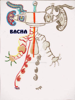 BACHA {fractal family good) Metal-Mental-Air 2000