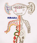 SUBARA - wife of BACHA {fractal family good} Metal