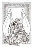 Dragon Enchantress lines