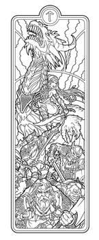 Helheim Battlemaid lines