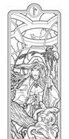 Helheim Sorceress lines