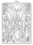 Helheim Goddess lines