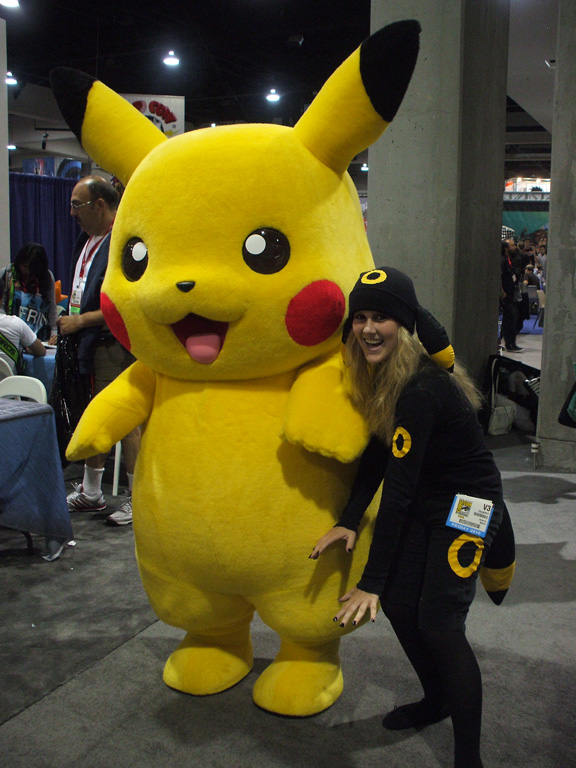 Me and Pikachu by xXx-Rikku-xXx